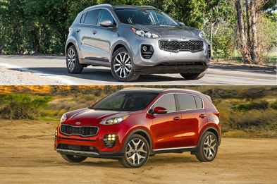 2017 KIA SPORTAGE SHOULD YOU SPLURGE FOR THE SX?